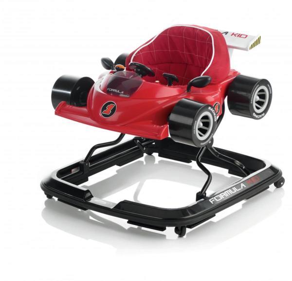 Jane Проходилка Formula Kid червена 6432.74